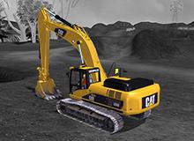 Simulators Cat 174 Simulators