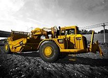 Wheel Tractor-Scraper Simulator System Retired from Cat® Simulators Product Line