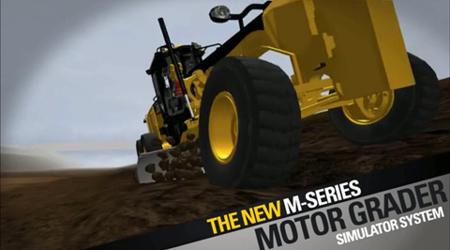 M-SERIES MOTOR GRADER PROMO