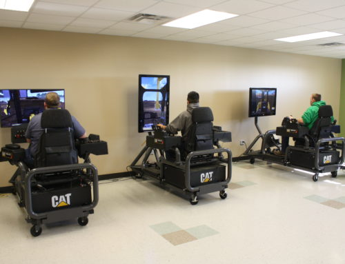 How Tri-Rivers Career Center Uses Cat® Simulators in its Ag and Industrial Power Technology Program