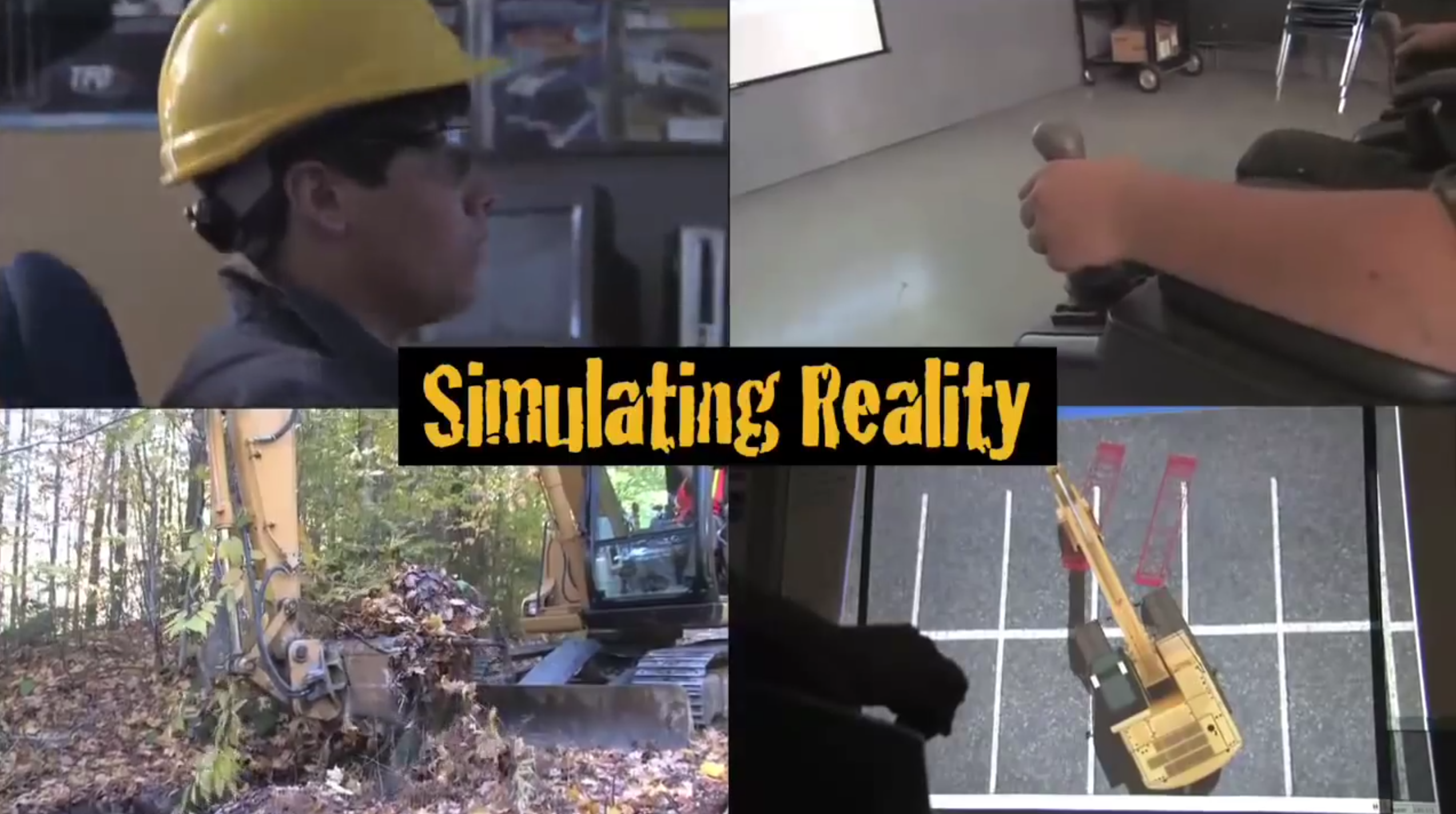 Cat® Simulators at Randolph Technical Career Center