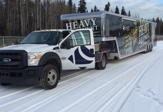 Keyano College Trains Operators One Mile at a Time