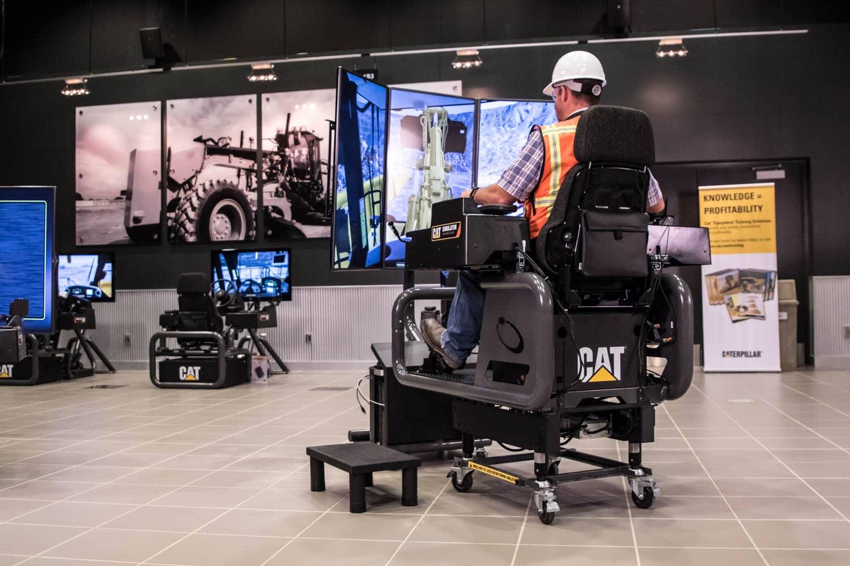 Visit Cat 174 Simulators Showroom Amp Headquarters Cat