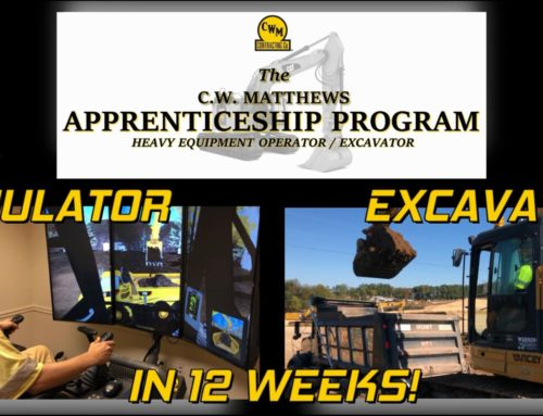 CW Matthews Simulator Apprenticeship Program