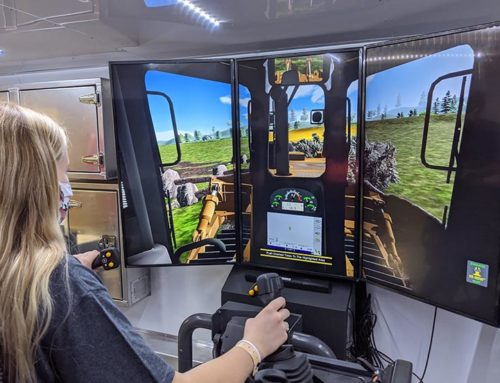 Meet the Simulator at Northeast Iowa Community College