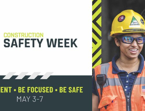 Construction Safety Week (May 3-7)