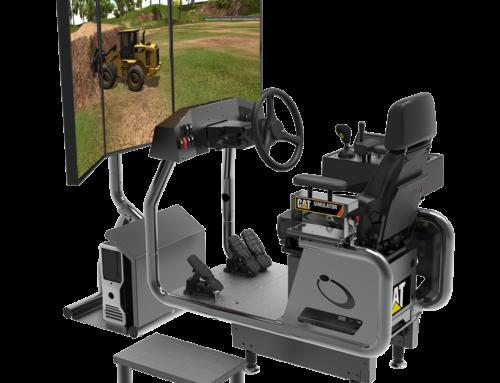 Cat® Simulators New Small Wheel Loader Skill Builder System Offers Training Flexibility