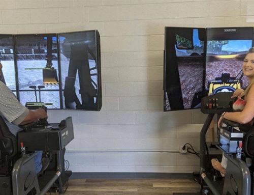 Camp Community College's New Heavy Equipment Operator Program