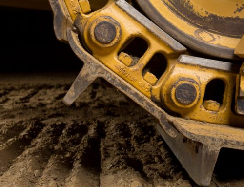 Track Adjustment Affects Undercarriage Wear