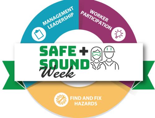 Safe & Sound Week (August 9-15)